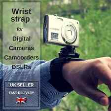 Digital Camera Accessories Wrist Hand Strap Mount Holder Universal DSLR 1/4 inch