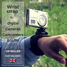 Digital Camera Wrist Strap Band Mount Holder fits Vivitar Dvr783hd Action Cam 2