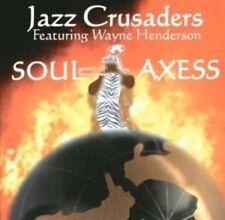 Jazz Crusaders FEAT. WAYNE HENDERSON - Soul Axess CD NEU