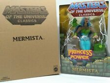 MOTUC Masters of the Universe Classics Mermista Loose with box complete
