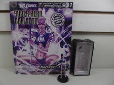 DC Comics Figurine Blackest Night Brightest Day #7 Indigo-1 Eaglemoss BNBD