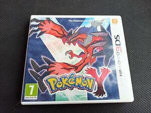 Pokemon Version Y Nintendo 3DS