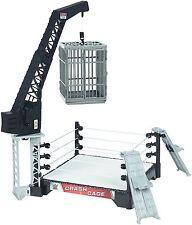 WWE DNV29 Crash Cage Wrestling Ring Playset