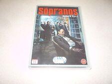 THE SOPRANOS : SERIES 6, PART 1 DVD  FOUR DISCS