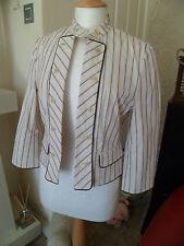 Stunning BCBGMAXAZRIA Tailored Jacket Small