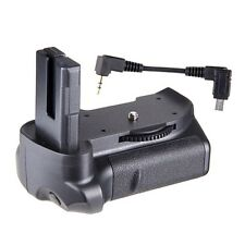 Travor BG-2G Vertical Battery Grip MB-D10 for Nikon D5300 D5200 D5100 Adapter B8