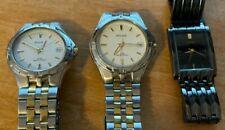 Pulsar women's bracelet watch lot water resistant vx42-x082
