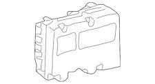 Genuine Toyota Control Module 89541-0C062