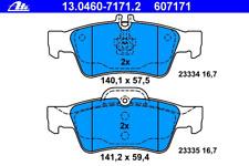 Bremsbelagsatz Scheibenbremse - ATE 13.0460-7171.2