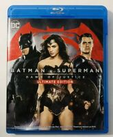Batman v Superman  Dawn of Justice Blu-ray Disc, 2016, 3-Disc Set, Ultimate