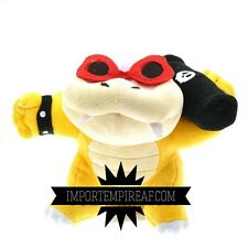 NEW SUPER MARIO BROS U ROY KOOPA CON CANNONE BILL PELUCHE pupazzo bowserotto wii