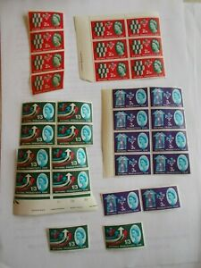 GB Wholesale Offer 1962 NPY x 10 Sets (Cat £20) Superb U/M with Free p&p