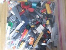 LEGO lotto misto parti e pezzi 500g LOTTO 2 SPEDIZIONE GRATUITA UK