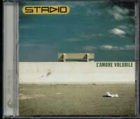 Stadio - L' Amore Volubile Cd Ottimo