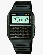 New CASIO Standard Digital Watch CA-53W-1Z With calculator Black from Japan