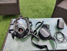 Scott Safety Phantom Vision 3M Professional Asbestos Respirator kit...