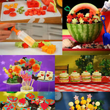 Fruit Salad Carving Vegetable Smoothie Cake Tools Kitchen Bar Cooking