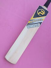 "Pioneer ""Terminator""Heavy tennis ball Cricket Bat,English Willow Brand New 2018"