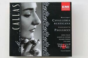 MARIA CALLAS EMI Classics, 10 CD-Boxes