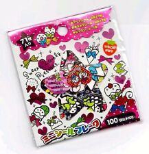 Rare Kamio Japan Sweets Lovely Presents Kawaii Stickers Sack sticker flakes
