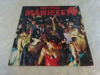 Roxy Music Manifesto LP Original Album LP Record Vinyl