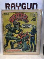 2000 Ad Prog #177 (13 Septembre 1980) 1st Imprimé GB Bd Revue