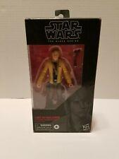 "New Hasbro Star Wars Black Series 6"" Luke Skywalker Figure Sealed Walkwer #100"