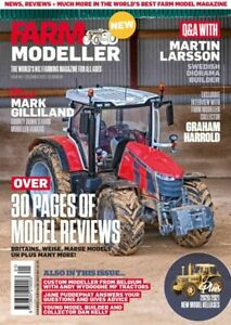 DEC2020 FARM MODELLER MAGAZINE first issue Model reviews Diorama displays & more