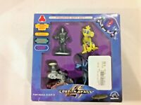 Lost in Space Figurine Gift Set, serial numbered! FREE shipping! 1998