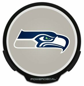 Seattle Seahawks   NFL LED Power Decal ~ NEW! Last ONE Man Car Last ONE