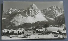 vintage RPPC TYROL AUSTRIA SONNENSPITZE mountain real photo Lemoos