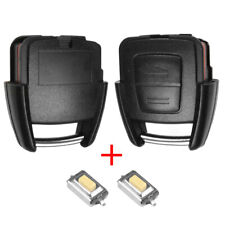 Remote Key Switch Case Fob Shell For Opel Astra Zafira Frontera Omega Vectra