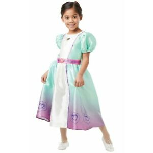 Nella Princess Girls Fancy Dress Nickelodeon Knight  Kids Costume Outfit 2-4 Y