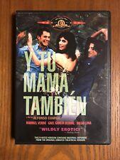Y Tu Mama Tambien (Dvd, 2002, Unrated Version) Please Read Details
