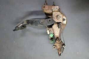 1980 Datsun 280ZX LHD Clutch and Brake Pedal Box Assembly - Clean (T2)