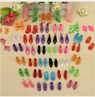 m 40 PAIA DI SCARPE PER BARBIE ACCESSORI 40 BARBIE DOLL SHOES
