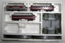 LIMA H0 HO 1:87 Start set Locomotore SNCF BB17001 2x Vagoni Le Capitole + binari