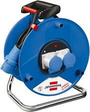 Brennenstuhl Garant 2-socket Cable Reel With IP44 Protection and 40m cable  NEW