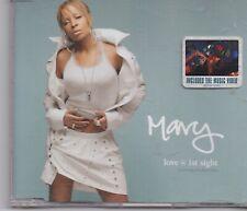 Mary J Blige-Love@1St Sight cd maxi single