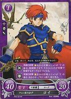 Fire Emblem 0 Cipher Card Game Roy P04-001PR