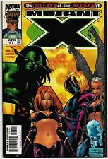 Mutant X #7 Marvel Comics 1999  VF