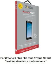 ZAGG Invisible Shield Tempered Glass Screen Protection for iPhone 6 6S 7 8 PLUS