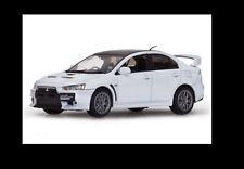 VITESSE 1/43 Mitsubishi  EVo X - Final Edition Die Cast Model White