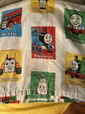 Vintage Thomas The Train 1992 Britt Allcroft Twin Sheet Flat Only