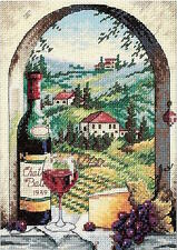 Dimensions 6972 Gold Petite Dreaming Of Tuscany Counted Cross Stitch Kit