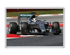 Lewis Hamilton F1 Race Fridge Magnet Birthday Fathers Mothers Day Christmas Gift
