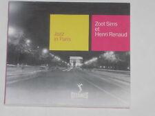 Zoot sims & henri renaud-Jazz à paris-CD