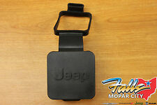 Jeep Trailer Hitch Receiver Plug Grand Cherokee Wrangler Liberty 82208453AB