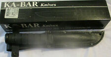 "Ka-Bar 02-1211 Black Fighting/ Utility Knife 11 5/8"" long w/ box"