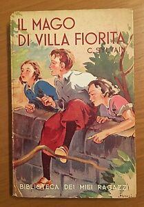 """Biblioteca dei miei ragazzi """"Il Mago di Villa Fiorita"""" n° 60 di Sylvain Ed Salan"""